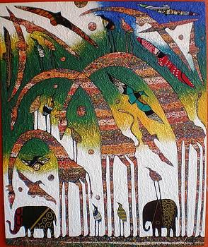 The singing birds by Anwar Sadat