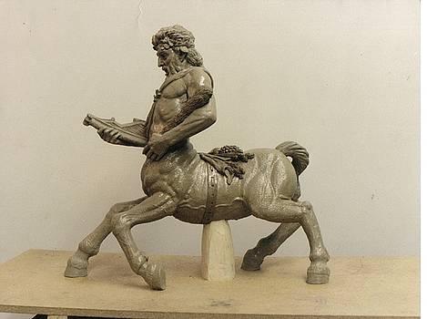 The Singing Centaur by Patrick RANKIN