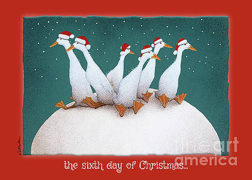 Will Bullas - the sixth day of Christmas...