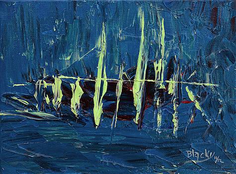 Donna Blackhall - The Skeleton Ship Of El Draque