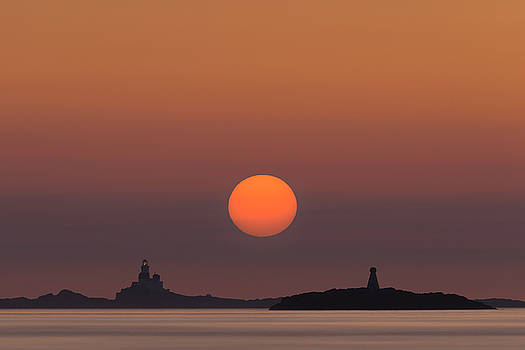 The Skerries Lighthouse  by Andy Astbury