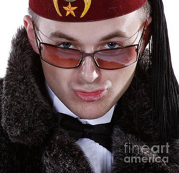 The Smarmy Russian by Xn Tyler