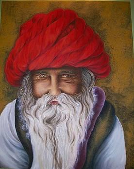 The smile by Kavita Joshi