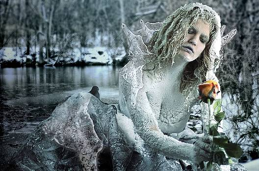 The Snow Queen finds Spring  by Cliff Nixon