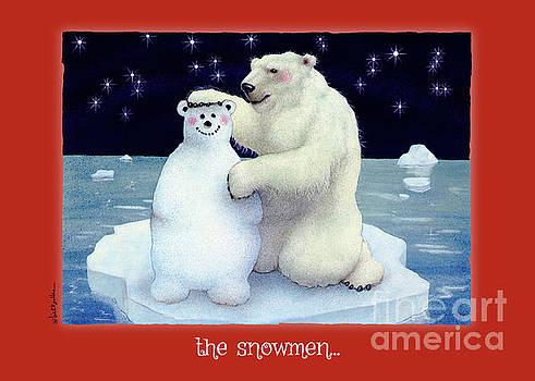Will Bullas - the snowmen...