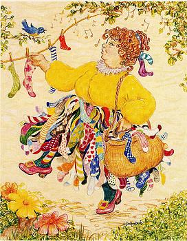 The Sock Lady by Dee Davis