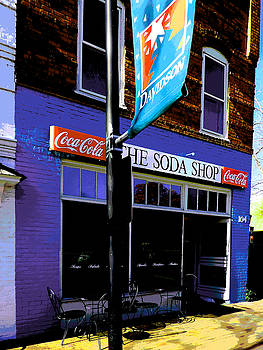 The Soda Shop by Kenneth Krolikowski