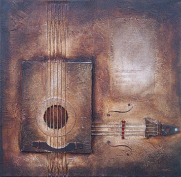 The Sound of Strings. 2005. by Daniel Pontet