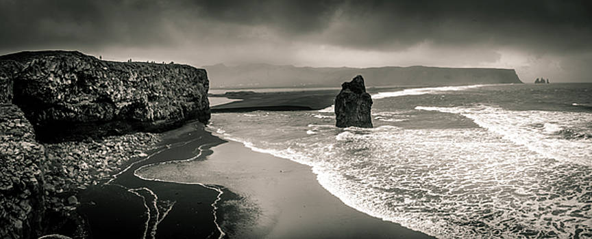 The South Shore in Black and White by Andrew Matwijec