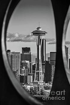The Space Needle by Jamie Pham