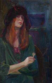 The Spare Key by Irena Jablonski