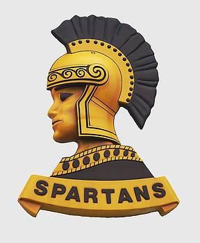 Mark Dodd - The Spartans