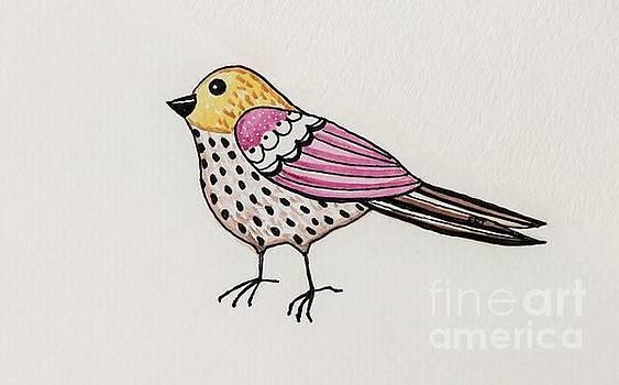 Elizabeth Robinette Tyndall - The Speckled Bird