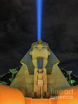 The Sphinx of Vegas by Jason Sullivan