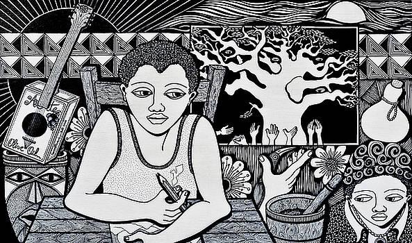 The Spirit of Africa by Jose Alberto Gomes Pereira