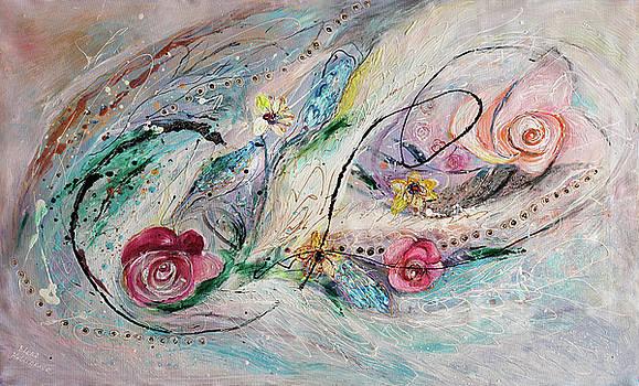The Splash Of Life 29. The Flowers by Elena Kotliarker
