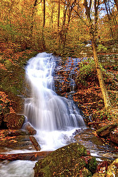 The Splendor of Crabtree Falls by Mark East