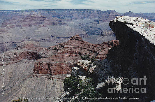 The Splendor of the Grand Canyon by Kevin Montague