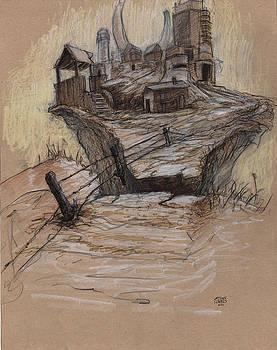 The Splinter Rock Factory by Ethan Harris