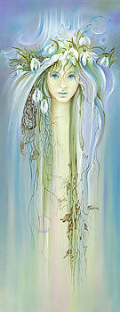 The Spring to Come - Primrose by Anna Ewa Miarczynska