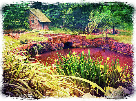 The Springhouse by Kevyn Bashore