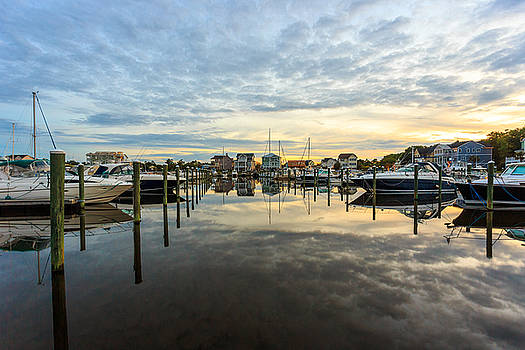 The  St James Marina by Nick Noble