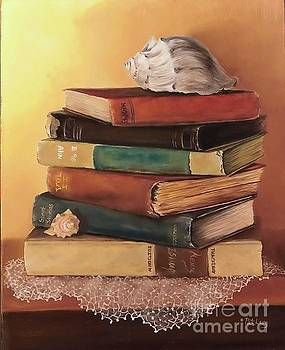 The Stack by Patricia Lang