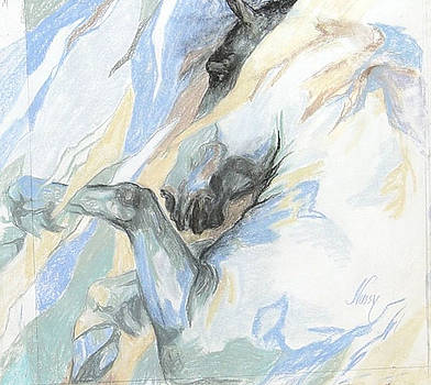 The Stallion by Elisabeth Nussy Denzler von Botha