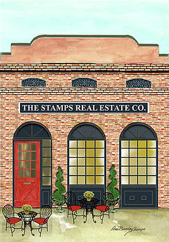 The Stamps Real Estate Co. by Anne Beverley-Stamps