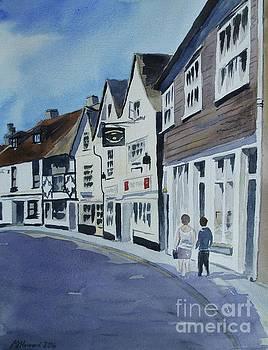 The Standard Inn, Rye by Martin Howard