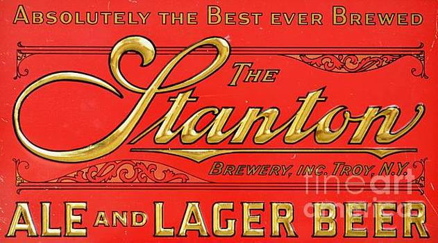 Roberto Prusso - The Stanton - Ale and Lager