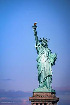 The Statue of Liberty by LeeAnn McLaneGoetz McLaneGoetzStudioLLCcom
