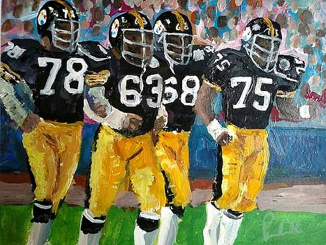 The Steel Curtain by John Prenderville