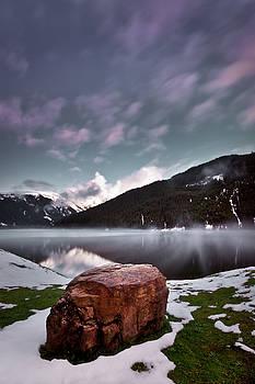 The Stone by Gerd Doerfler