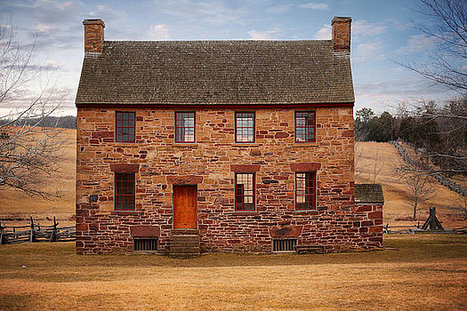 The Stone House by Scott Fracasso