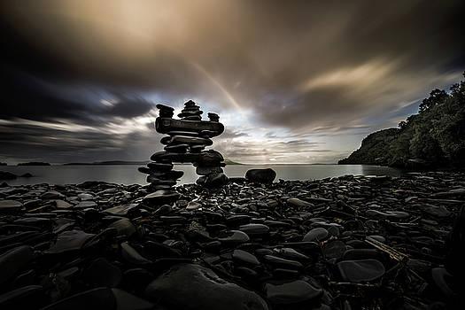 The Stone Man by Jakub Sisak