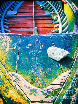 Silvia Ganora - The stone