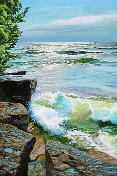 The Storm Is Gone by Lynn Hansen