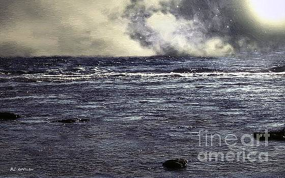 The Storm Rolls In by RC deWinter