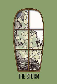 The Storm Window by Simone Pompei