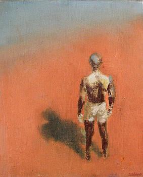 The stranger by Nicholas Stedman