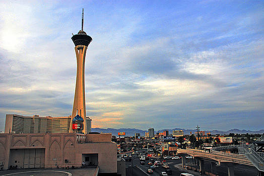 Susanne Van Hulst - The Stratosphere in Las Vegas