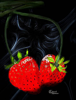 The Strawberry  by Charles Newman