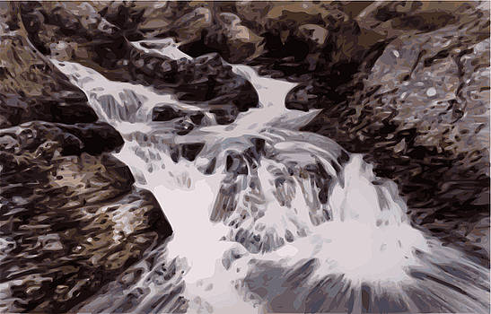 The stream by Alwyn Dempster Jones