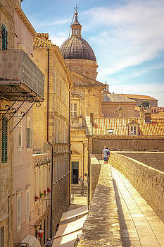 The Streets of Dubrovnik by Andrew Matwijec