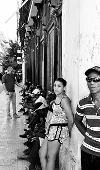 The Streets of Havanna by Mark J Dunn