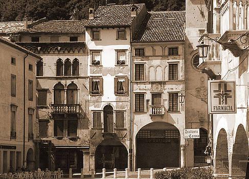 Donna Corless - The Streets of Vittorio Veneto