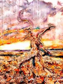 The Stunted Tree by Mario Carini
