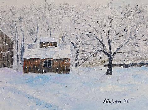 The Sugar House by Stanton Allaben