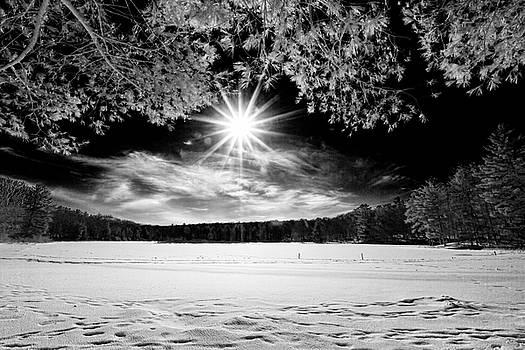 Dawn J Benko - The Sun Over Stony Lake II